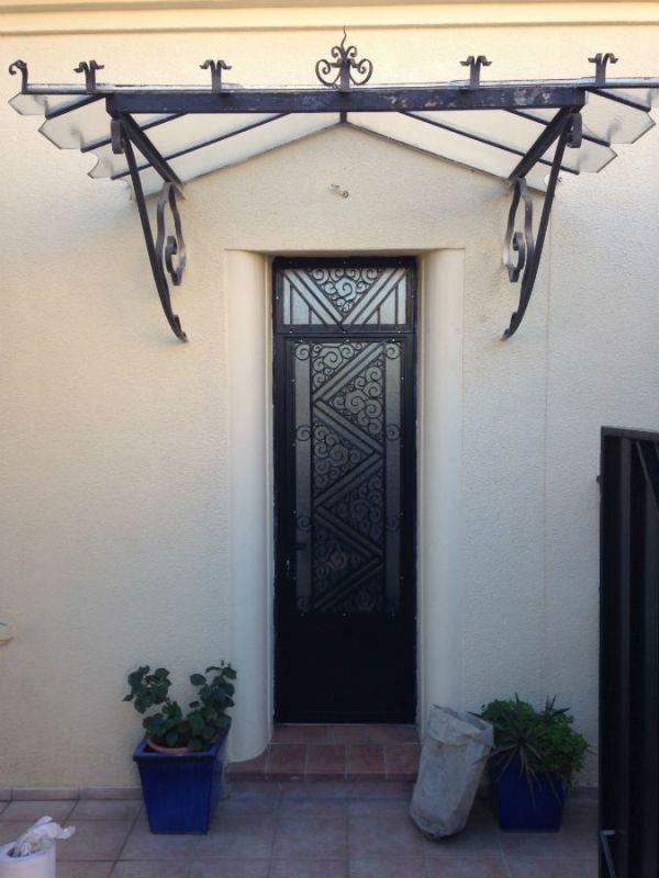 reprise remise neuf et renforcement d 39 une porte d. Black Bedroom Furniture Sets. Home Design Ideas
