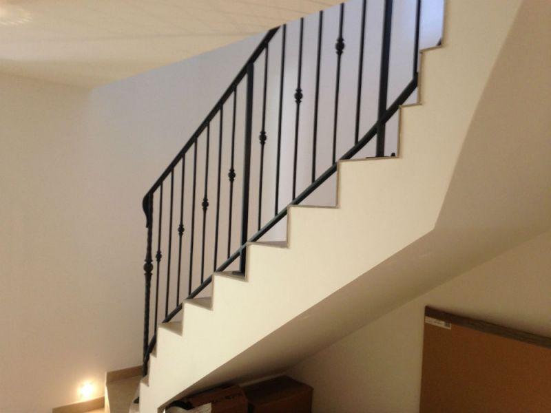 rampes d escalier a la ciotat ferronnerie devey. Black Bedroom Furniture Sets. Home Design Ideas